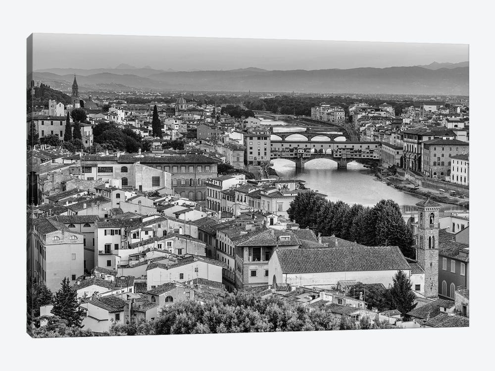 Italy, Florence by Mikolaj Gospodarek 1-piece Canvas Print