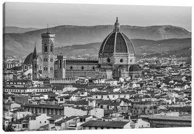 Italy, Florence Canvas Art Print