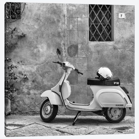 Italy, Vespa Canvas Print #LAJ399} by Mikolaj Gospodarek Canvas Artwork