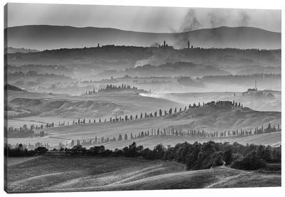 Italy, Tuscany II Canvas Art Print