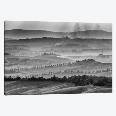 Italy, Tuscany II Canvas Print #LAJ401} by Mikolaj Gospodarek Canvas Wall Art