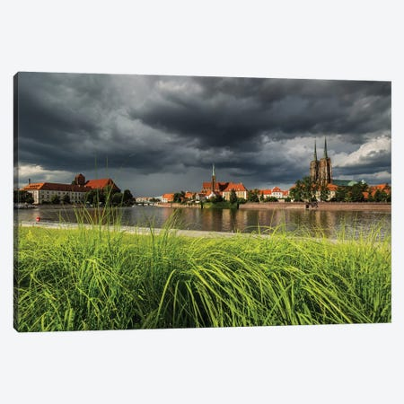 Poland, Wroclaw I Canvas Print #LAJ407} by Mikolaj Gospodarek Canvas Print