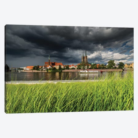 Poland, Wroclaw II Canvas Print #LAJ408} by Mikolaj Gospodarek Canvas Artwork