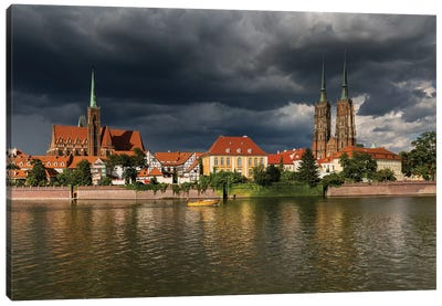 Poland, Wroclaw III Canvas Art Print