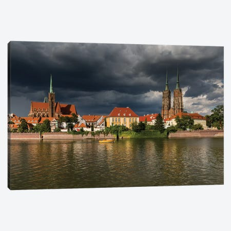 Poland, Wroclaw III Canvas Print #LAJ409} by Mikolaj Gospodarek Canvas Artwork