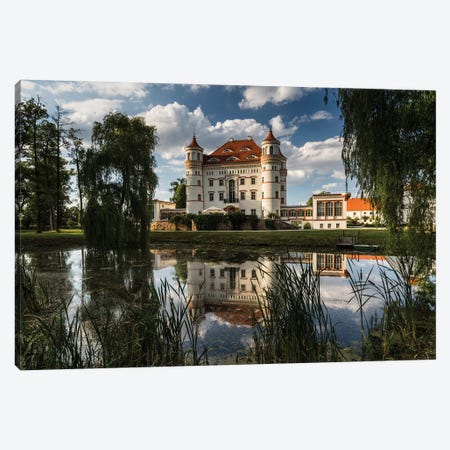 Poland, Wojanow Palace Canvas Print #LAJ415} by Mikolaj Gospodarek Canvas Artwork
