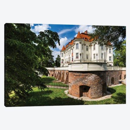 Poland, Wroclaw, Lesnica Castle Canvas Print #LAJ417} by Mikolaj Gospodarek Canvas Artwork