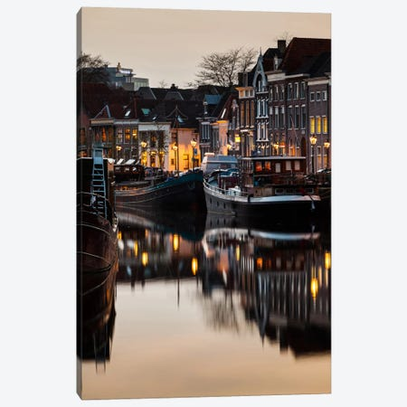 Netherlands, Zwolle Canvas Print #LAJ41} by Mikolaj Gospodarek Canvas Print