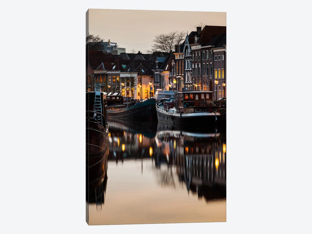 Netherlands, Zwolle 1-piece Canvas Print