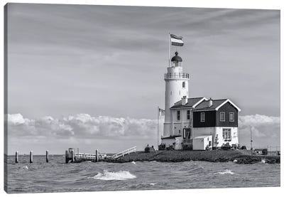 Netherlands, Marken Canvas Art Print