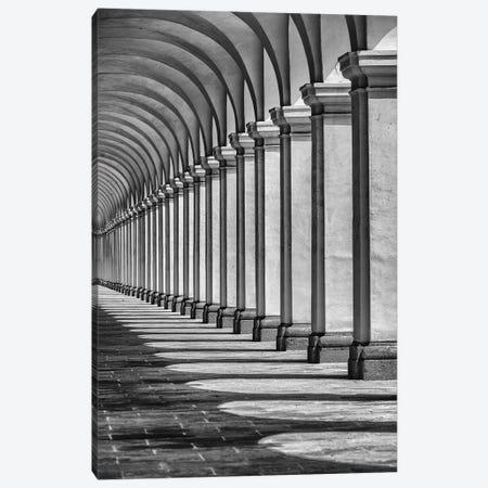 Columns, Rhythm Canvas Print #LAJ428} by Mikolaj Gospodarek Canvas Artwork
