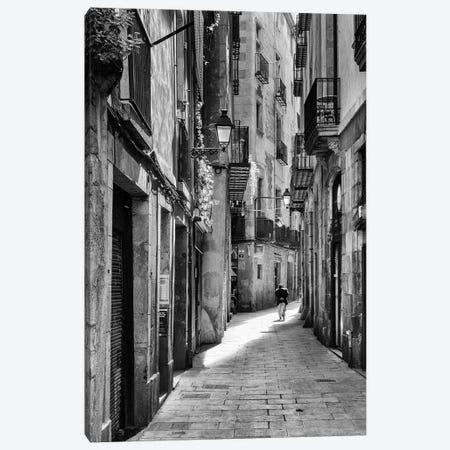 Spain, Barcelona Canvas Print #LAJ429} by Mikolaj Gospodarek Canvas Wall Art