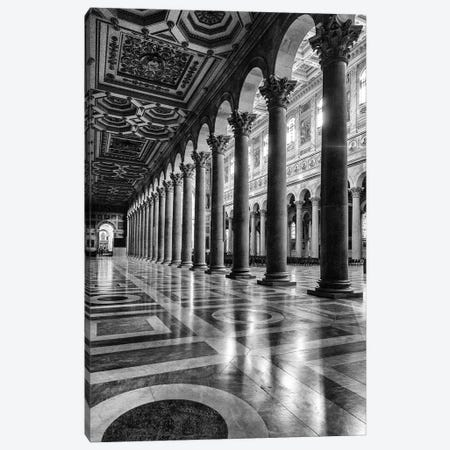 Rome, Columns, Rhythm, Church Canvas Print #LAJ430} by Mikolaj Gospodarek Canvas Print