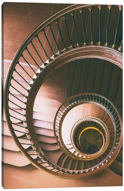 Stairs Canvas Art Print