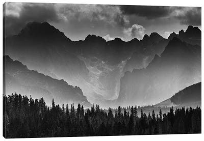 Tatra Mountains, Poland Canvas Art Print