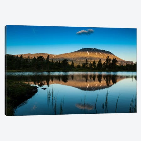 Norway, Gaustatoppen Canvas Print #LAJ43} by Mikolaj Gospodarek Canvas Art Print