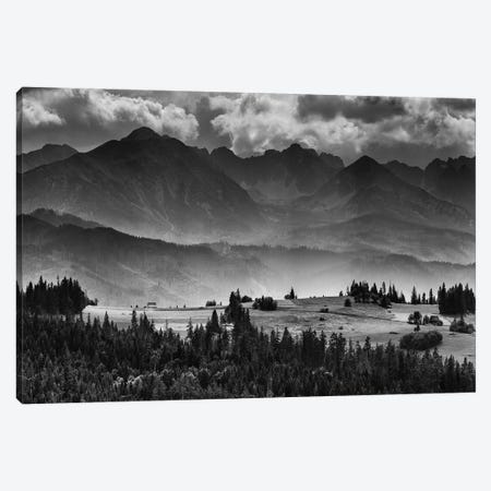 Tatra Mountains, Summer, Poland Canvas Print #LAJ440} by Mikolaj Gospodarek Canvas Artwork