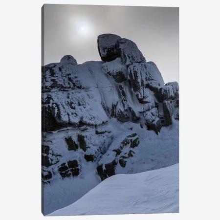 Giant Mountains, Sun And Rocks, Sudetes, Poland Canvas Print #LAJ445} by Mikolaj Gospodarek Canvas Art Print