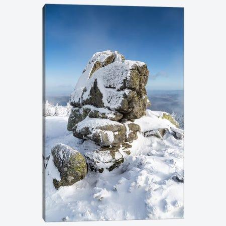Giant Mountains, Rocks, Poland Canvas Print #LAJ446} by Mikolaj Gospodarek Canvas Art Print