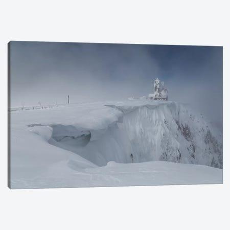 Giant Mountains, Snowy Cirque, Poland Canvas Print #LAJ449} by Mikolaj Gospodarek Canvas Art