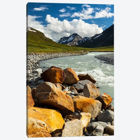 Norway, Jotunheimen Canvas Print #LAJ44} by Mikolaj Gospodarek Canvas Artwork