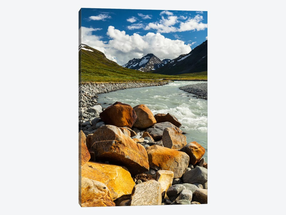 Norway, Jotunheimen 1-piece Canvas Art