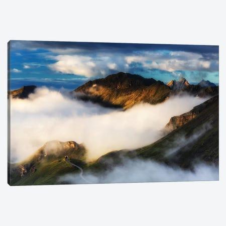 Grossglockner High Alpine Road. Alps. Austria Canvas Print #LAJ458} by Mikolaj Gospodarek Art Print