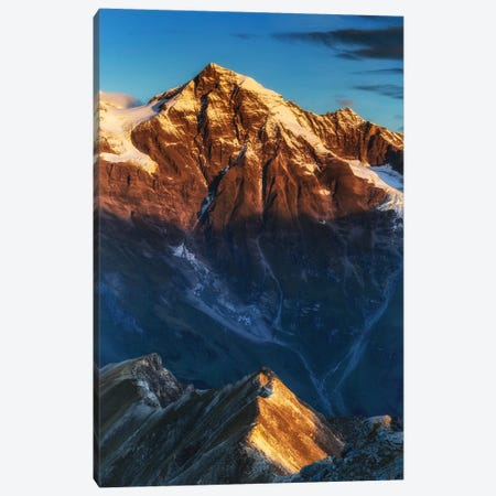 Sunrise. Alps. Austria Canvas Print #LAJ462} by Mikolaj Gospodarek Canvas Artwork