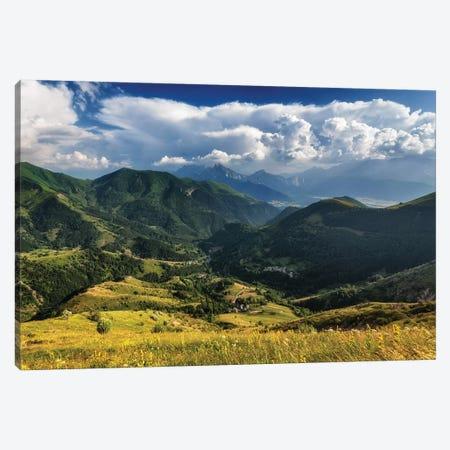 French Alps Canvas Print #LAJ465} by Mikolaj Gospodarek Canvas Art Print