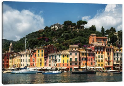 Portofino - Italy Canvas Art Print