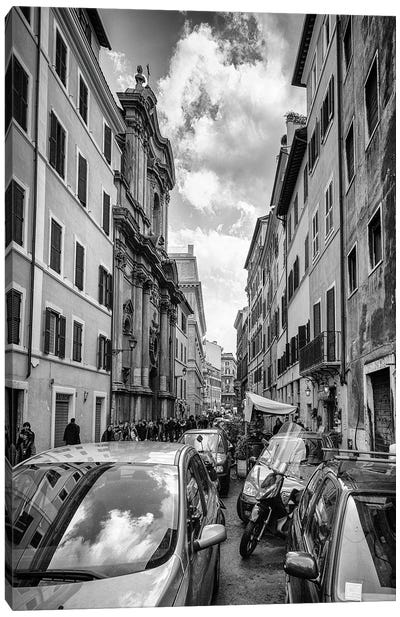 Rome - Italy Canvas Art Print