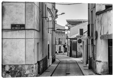 Arguedas, Spain Canvas Art Print