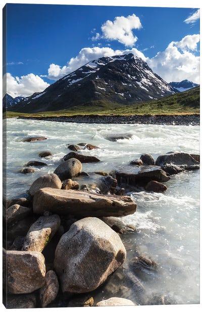 Jotunheimen, Norway Canvas Art Print