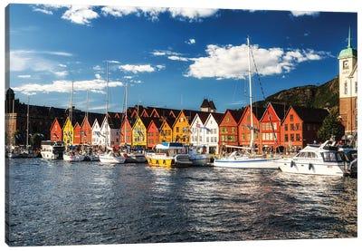 Bergen, Norway Canvas Art Print
