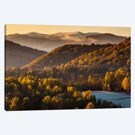 Poland, Bieszczady National Park II Canvas Print #LAJ56} by Mikolaj Gospodarek Art Print
