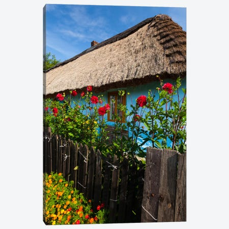 Poland, Jura, Summer Canvas Print #LAJ67} by Mikolaj Gospodarek Canvas Art