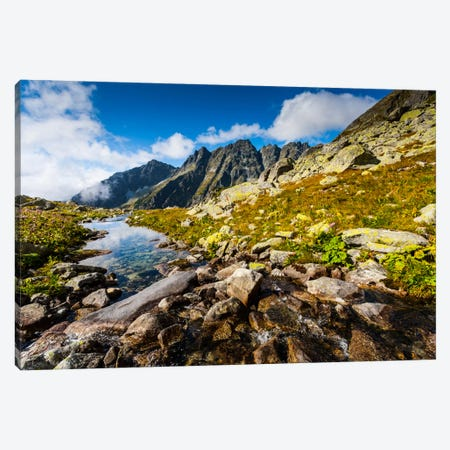 Slovakia, Tatra Mountains Canvas Print #LAJ83} by Mikolaj Gospodarek Art Print