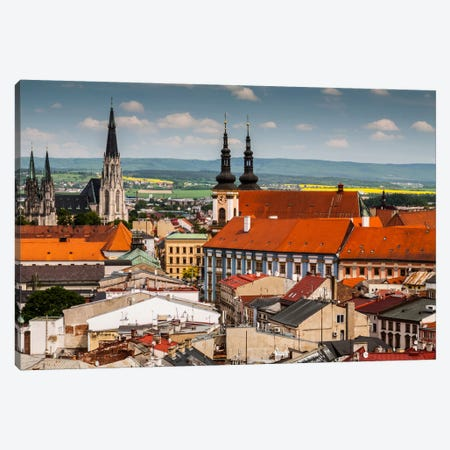 Czech Republic, Olomouc Canvas Print #LAJ9} by Mikolaj Gospodarek Canvas Wall Art