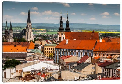 Czech Republic, Olomouc Canvas Art Print