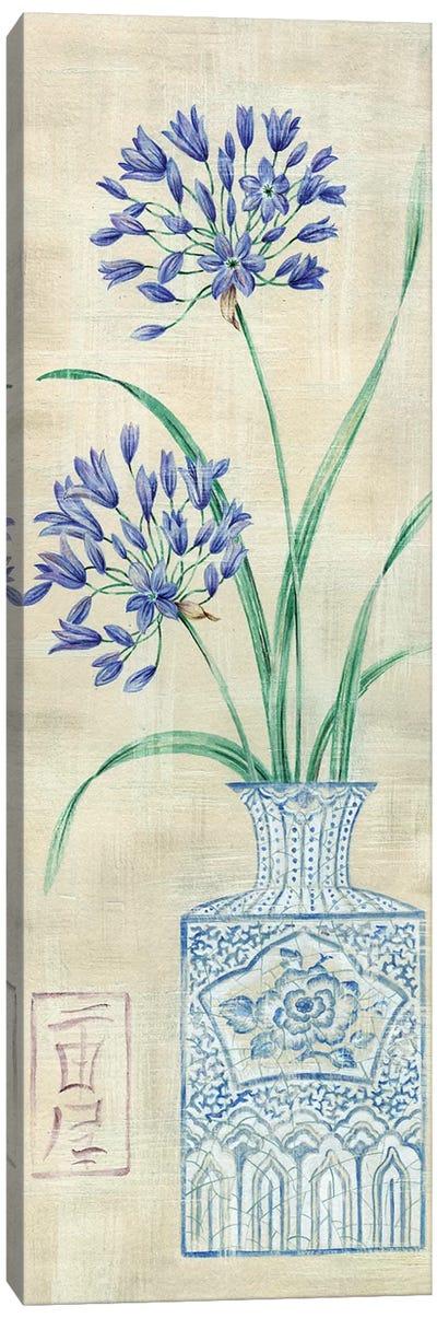 Asian Floral II Canvas Art Print