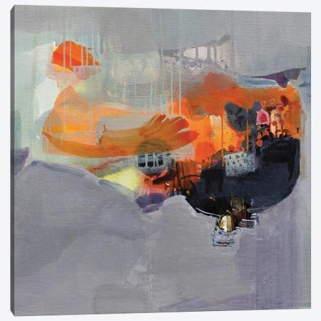 Carried Away Canvas Print #LAL10} by Lina Alattar Canvas Art