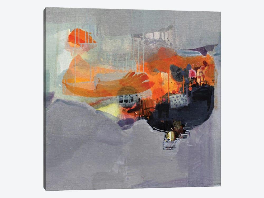 Carried Away by Lina Alattar 1-piece Canvas Print