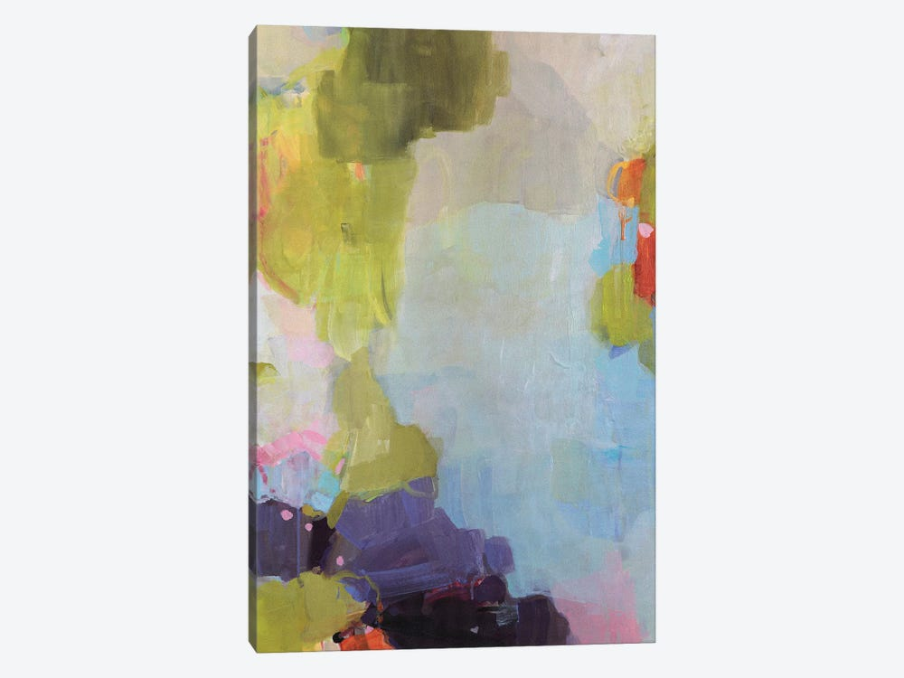Velvet Skies by Lina Alattar 1-piece Canvas Art Print