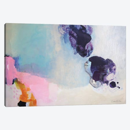 A Pair Of Things Canvas Print #LAL9} by Lina Alattar Canvas Wall Art