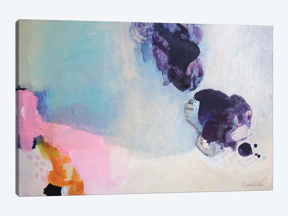 A Pair Of Things by Lina Alattar 1-piece Canvas Art