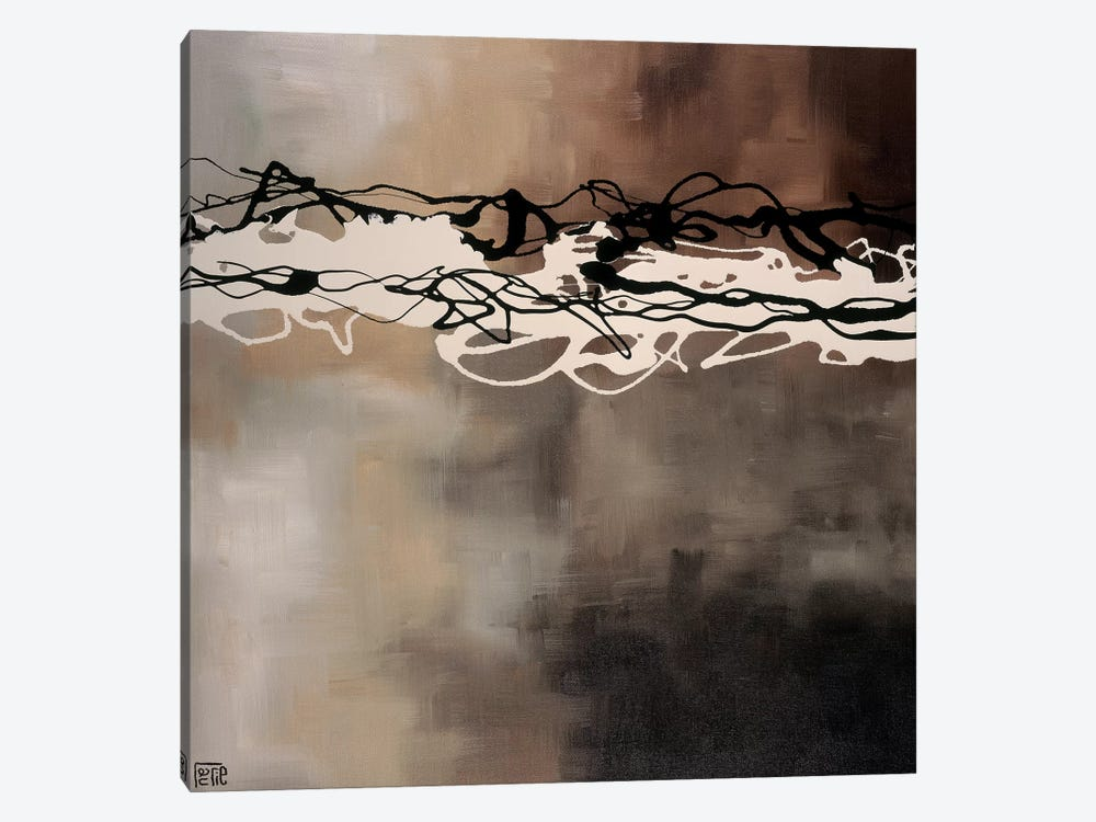 Conspirto by Laurie Maitland 1-piece Canvas Print