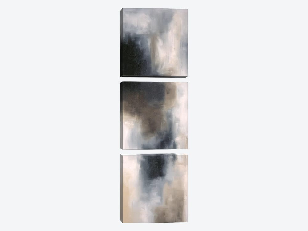 Light And Shade II by Laurie Maitland 3-piece Canvas Print