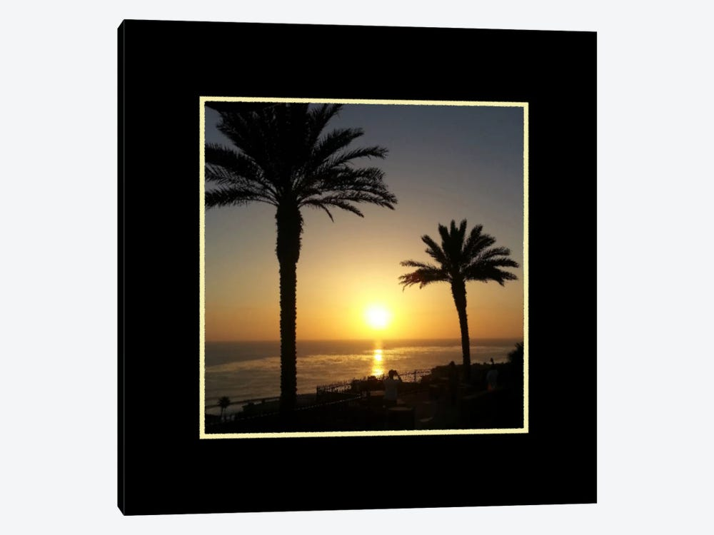 Beach I 1-piece Canvas Art Print