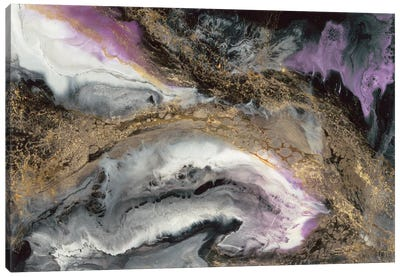 Magnetism Canvas Art Print