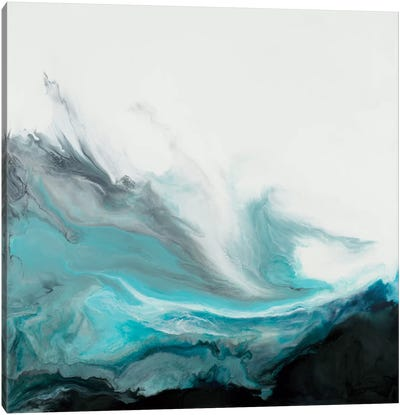 Risen Canvas Art Print